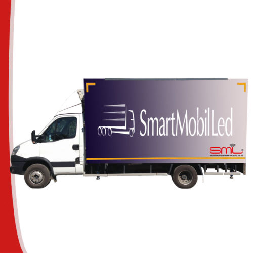 mobil led, mobil sahne, etkinlik aracı